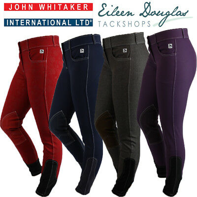 JOHN WHITAKER IVY LADIES BREECHES not riding jodhpurs or jods