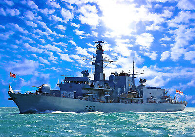 Hms Grafton - Hand Finished, Limited Edition (25)