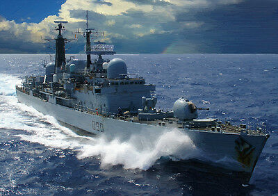 Hms Southmpton - Hand Finished, Limited Edition (25)