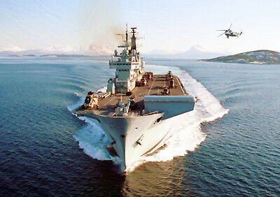 Hms Invincible - Hand Finished, Limited Edition (25)