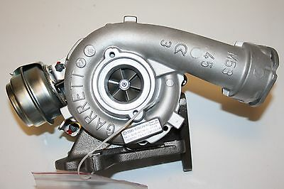Turbo Chargers Volkswagen T5 2,5 TDI, 96 Kw, 130 HP, 760698, 070145701R