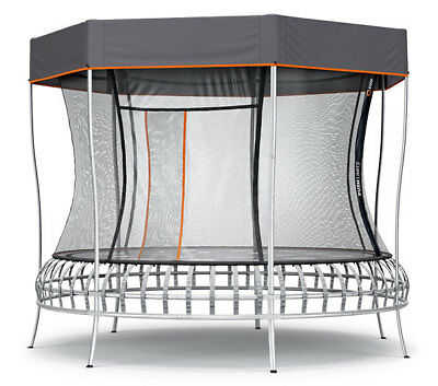 VULY THUNDER TRAMPOLINE - Medium (inc FREE Shade Cover)