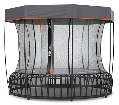 VULY THUNDER PRO TRAMPOLINE - LARGE (inc FREE Shade Cover)