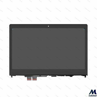 LCD Screen Display Touch Digitizer Panel + Bezel for Lenovo YOGA 510-14IKB 80VB