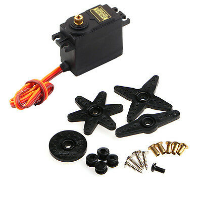 Servo MG995 Gear Metal High Speed Torque For RC Helicopter Car Airplane