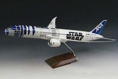 PACMIN Models 1/100 Scale BOEING B787-9 ANA R2-D2 Jet Star Wars Special coating