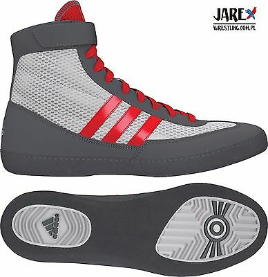 adidas Youth Kids Wrestling Shoes Ringerschuhe COMBAT SPEED 4 Chaussures de Lutt