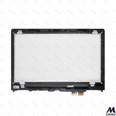 LCD Display Touch Screen Digitizer Glass Assembly for Lenovo YOGA 510-14AST 80S9