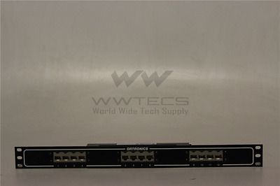 Ortronics 12 Port  Or-809045125 Patch Panel