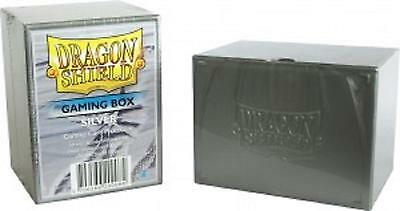 Dragon Shield - Gaming Box  - Silver/Silber - OVP