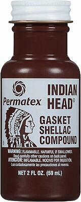 Permatex 20539 Indian Head® Gasket Shellac Compound, 2 fl.oz 59ml