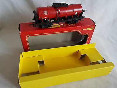 Triang Hornby R247 Ici Red Bogie Tank Wagon Tanker Excellent Boxed