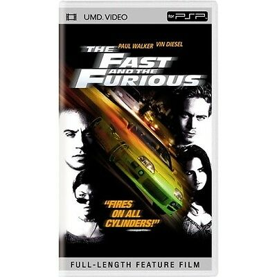 PLAYSTATION PORTABLE REGION FREE The Fast & The Furious (A Todo Gas)