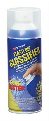 Plasti Dip  Glossifier  Gloss  Clear  Multi-Purpose Rubber Coating  11 oz