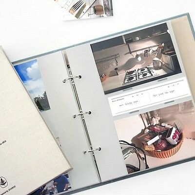 Iconic MEMORY Binder refill page Picture album Photo albums memory inner sheets