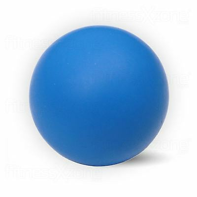 Lacrosse Ball Lacrose Trigger Point Massage Rehab Physiotherapy Crossfit Blue