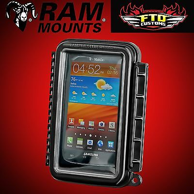 RAM Mount Sealed Enclosure Medium Size Aqua Box® RAM-HOL-AQ2U