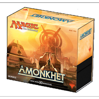 Magic the Gathering - Amonkhet Bundle - englisch - OVP