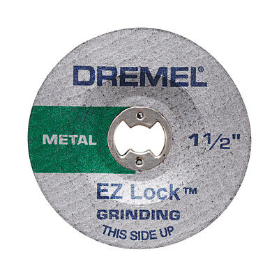 "Dremel EZ541GR 1-1/2"" Diameter Grind Wheel 2 Count"