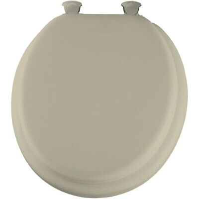 Mayfair Round Toilet Seat Premium, Series 13 Bone