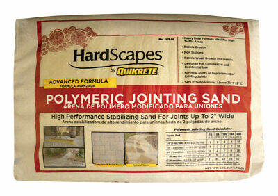Brand Name: Quikrete  Sub Brand: HardScapes  Color: Beige  Product Type: Polymer