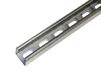 "Unistrut Channel 1-5/8 "" X 1-5/8 "" Galvanized 2 """