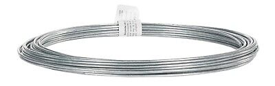 Hillman Wire Clothesline 50' 12 Ga Galvanized 449 Lb Limit Boxed Pack of 12