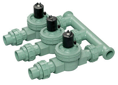 "Orbit 3 Valve Preassembled Manifold 3/4 "" Pack 1"