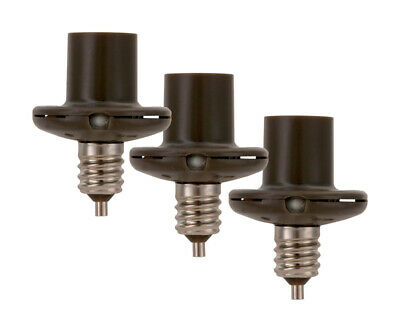 Amertac Candelabra Light Control Indoor / Outdoor 3 / Pack
