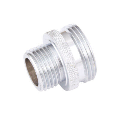 """Whedon Shower Arm Adapter 1/2 """" Chrome, Chrome Plated, Solid Brass"""
