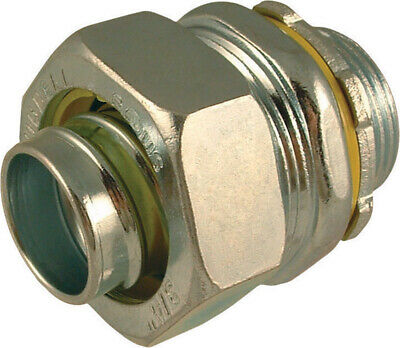 """Raco Liquid Tight Connector 3/4 """" Csa, Ul Poly Pack of 10"""