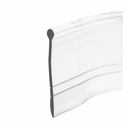 "Prime-Line Shower Door Bottom Seal 1"" W 3/32"" Bottom Pack 1"