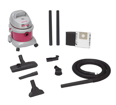 "Shop-Vac Dust Extractor Wet/Dry Vacuum 1-1/4 "" Dia. 2.5 Peak Hp 2.5 Gal"