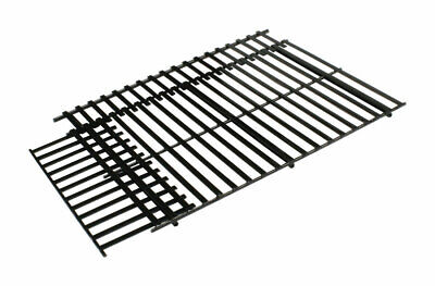 Grill Mark  Porcelain Enameled Cast Iron  Extendable Grill Grate
