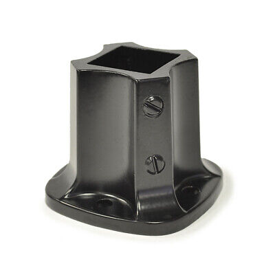 L.L. Building Products Floor Flange Blk