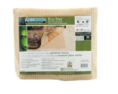 Eco Stay Rug Pad Non Slip 6ft. X 9ft.