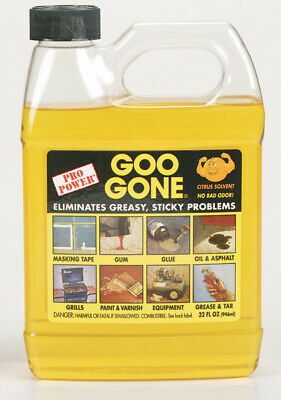 Goo Gone Remover Cleaner Bottle 32 Oz
