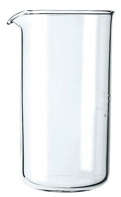 Bodum Replacement Beaker French Press, Replacement 4 Oz Clear Glass