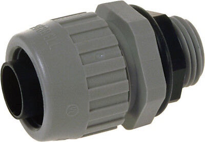 "Raco Straight Connector Liquid Tight 1/2 "" Ul Bulk"