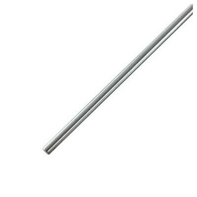 "K&S Round Rod 1/4"" D X 12"" L Stainless Steel - 304 Carded"