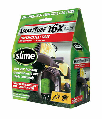 """Slime Lawn Tractor Tube 16 X 6.50 - 8 """""""