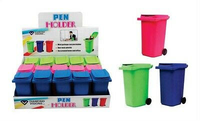Trash Can Pen Holder Pack Of 15