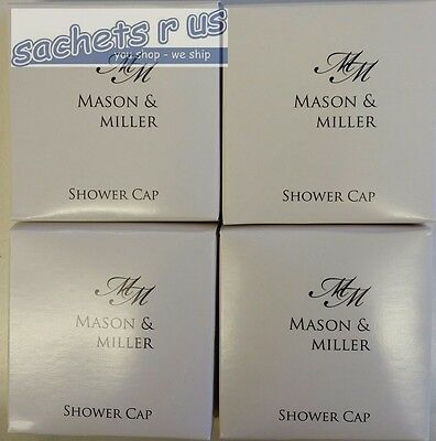 Mason & Miller Shower Cap ~ Individually Boxed