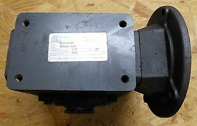 Morse Raider 20:1 Ratio Gear Speed Reducer 23Q56H20