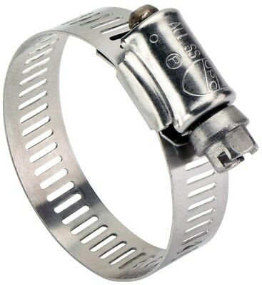 """Ideal 5528058 1-5/16"""" To 2-1/4"""" Trim-Gear® Hose Clamps - PK 10"""