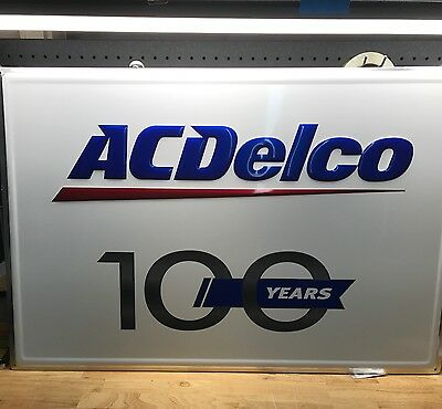 ACDelco Sign 100 Years
