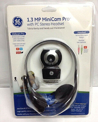 GE MINICAM PRO MODELO 98756 WINDOWS 7 64 DRIVER
