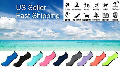 2017 Skin Shoes Water Aqua Shoes Summer Yoga Sport Pool Beach Swim Slip On Surf