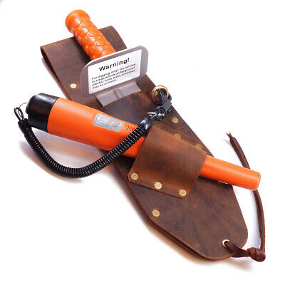 Brown Leather Sheath Left Sided, Quest Xpointer Pro & Diamond Left Digger
