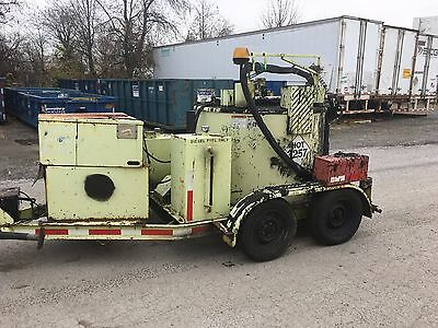 2001 Crafco Supershot 250 Crack Sealing Unit / Asphalt Paving